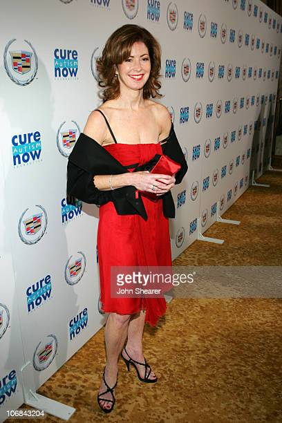 Dana Delany during Cure Autism Now's 10th Anniversary CAN DO Gala Presented by Cadillac Red Carpet in Los Angeles California United States
