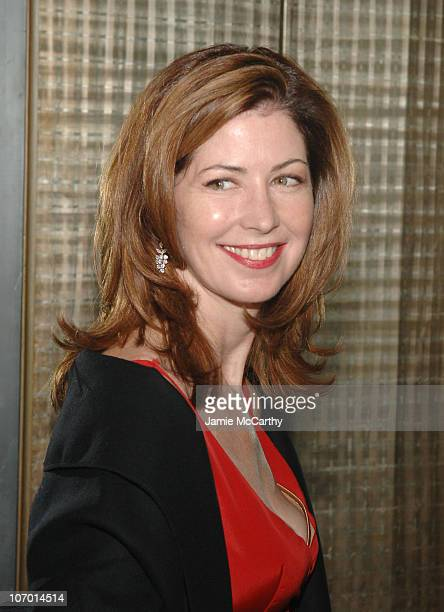 Dana Delany during 'Flags of Our Fathers' New York City Screening Presented by The Cinema Society and Zenith Watches After Party at Soho Grand...