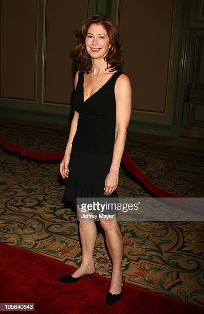 Dana Delany during NBC Summer 2006 TCA Party Arrivals at Ritz Carlton in Pasadena California United States