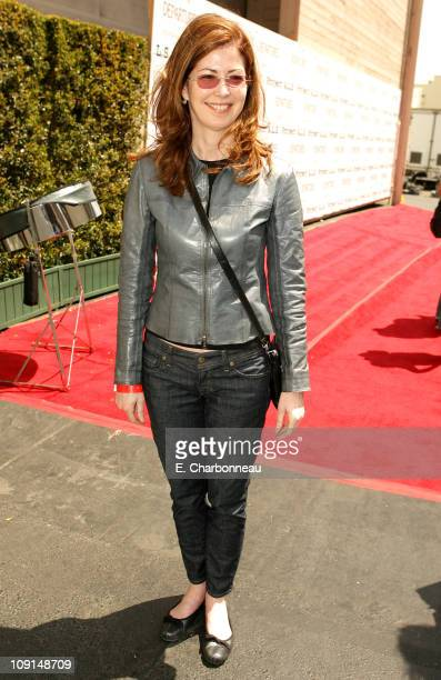 Dana Delany during The 6th Annual Project ALS Los Angeles Benefit 'New York City Block Party' At Paramount Pictures Sponsored by Departures Magazine...