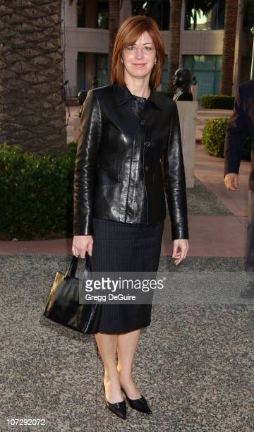 Dana Delany during The Academy Of Television Arts Sciences Presents 'An Evening With John Wells And Friends' at ATAS' Leonard H Goldenson Theater in...