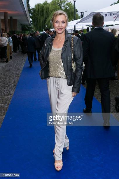 Dana Golombek attends the summer party 2017 of the German Producers Alliance on July 12 2017 in Berlin Germany