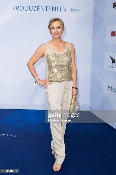 Dana Golombek attends the Summer Party of the German Producers Alliance on July 12 2017 in Berlin Germany
