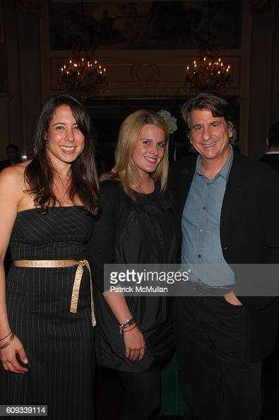 Dana Hagendorf Erin Shaffer and David Rockwell attend THE ST REGIS HOTEL NEW YORK and DAVID ROCKWELL hosts private evening with OLD KING COLE at...