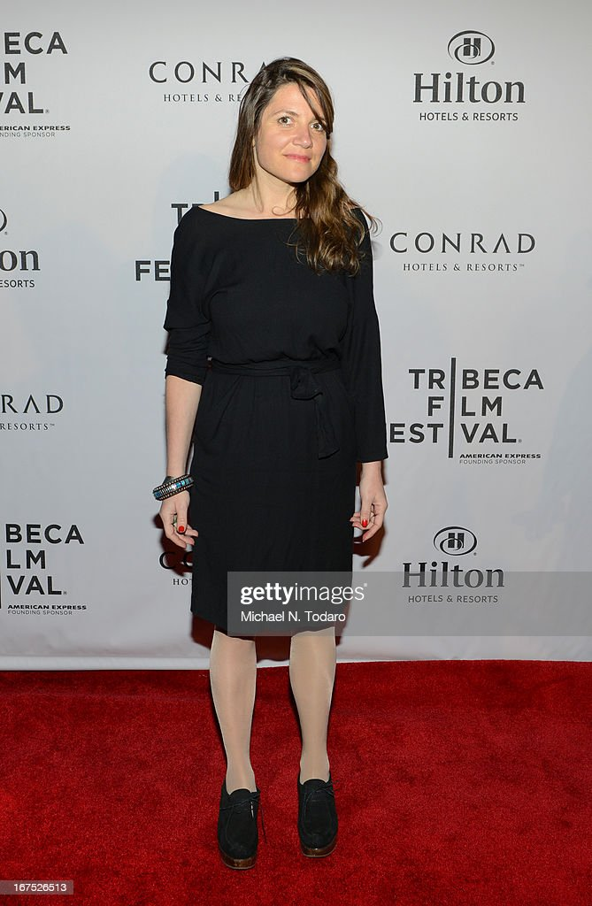 Dana Levy attends the 2013 Tribeca Film Festival Awards at the Conrad New York on April 25, 2013 in New York City.