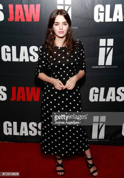 Dana Melanie at the premiere of 'Glass Jaw' at Universal Studios Hollywood on November 9 2017 in Universal City California