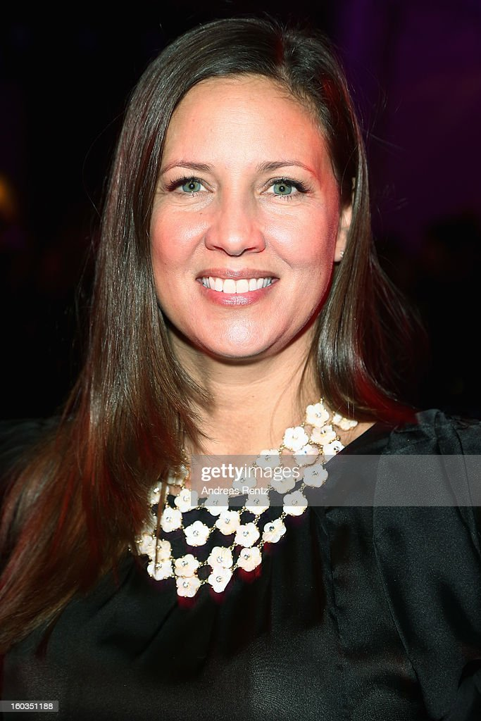Dana Schweiger attends the after show party to 'Kokowaeaeh 2' - Germany Premiere at Astra on January 29, 2013 in Berlin, Germany.