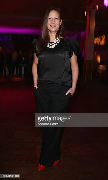 Dana Schweiger attends the after show party to 'Kokowaeaeh 2' Germany Premiere at Astra on January 29 2013 in Berlin Germany