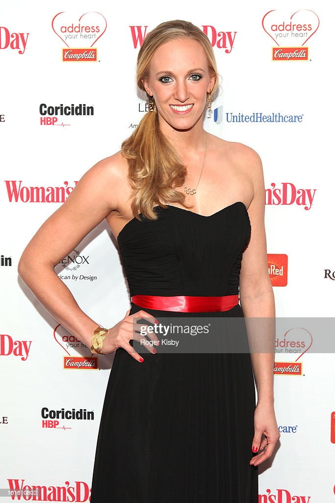 <a gi-track='captionPersonalityLinkClicked' href=/galleries/search?phrase=Dana+Vollmer&family=editorial&specificpeople=240582 ng-click='$event.stopPropagation()'>Dana Vollmer</a> attends the 10th Annual Red Dress Awards at Jazz at Lincoln Center on February 12, 2013 in New York City.