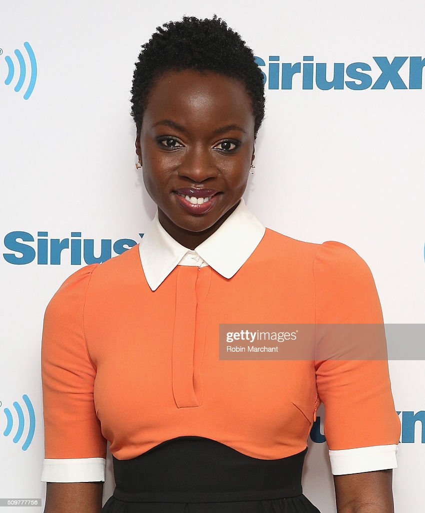 <a gi-track='captionPersonalityLinkClicked' href=/galleries/search?phrase=Danai+Gurira&family=editorial&specificpeople=4488413 ng-click='$event.stopPropagation()'>Danai Gurira</a> visits at SiriusXM Studios on February 12, 2016 in New York City.