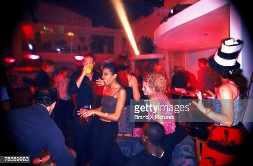Dance club : Stock Photo