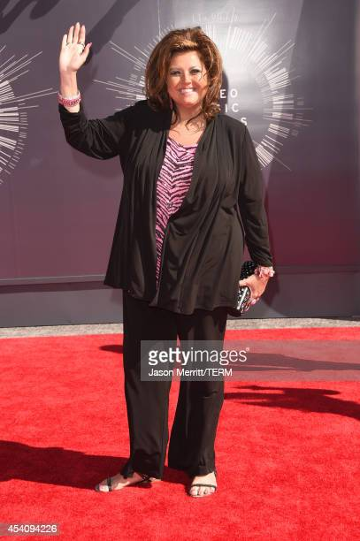 Dance coach Abby Lee Miller attends the 2014 MTV Video Music Awards at The Forum on August 24 2014 in Inglewood California