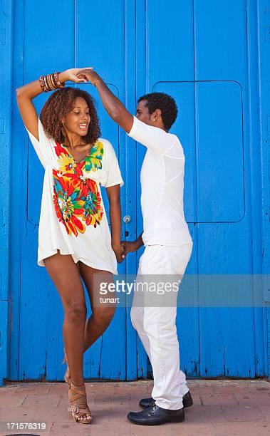 Dance in Trinidad, Cuba