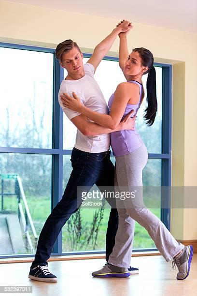Tanz Lektion