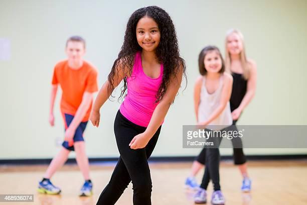 Dança de lições