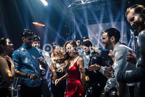 Dance like no one is watching : Stock Photo