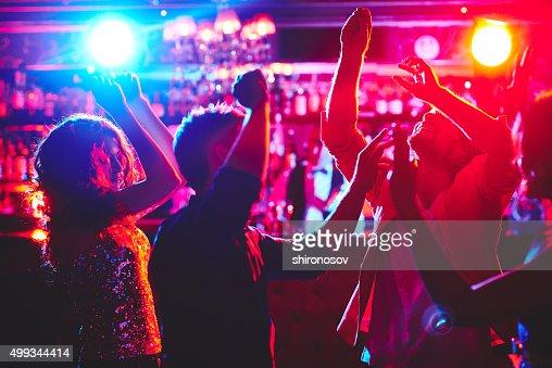 Dance lovers : Stock Photo
