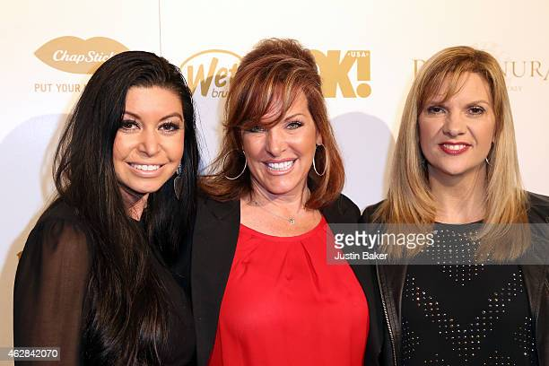 Dance Moms attend the OK 2015 Pre GRAMMY Party at Lure on February 5 2015 in Hollywood California