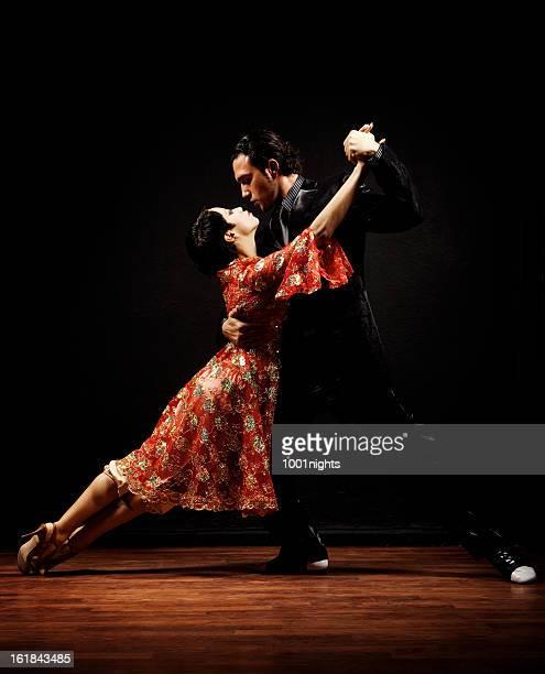 Danza di passione Tango