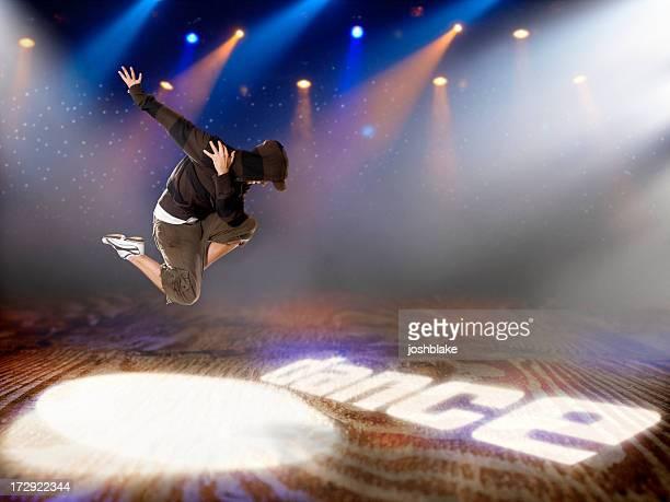 Dancefloor Leap