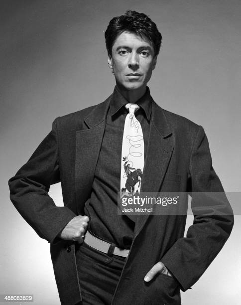 Dancer and choreographer Tommy Tune in 1991 the year he won the Tony Award for Best Direction of a Musical The Will Rogers Follies