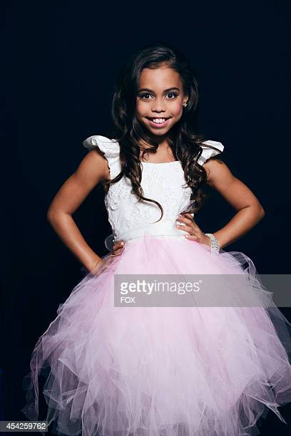 Dancer Asia Monet Ray is photographed at the Fox 2014 Teen Choice Awards at The Shrine Auditorium on August 10 2014 in Los Angeles California