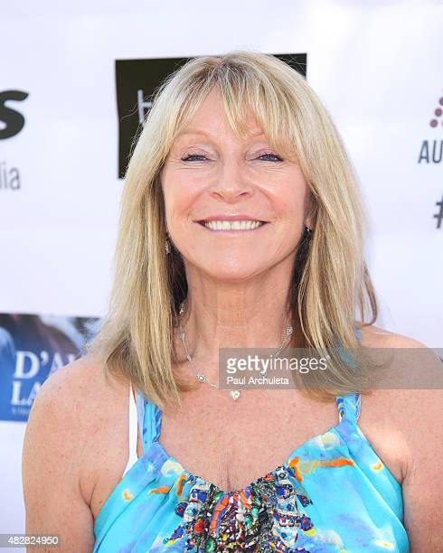 Dancer Bonnie Lythgoe attends the Australian Consulate General's fundraiser for the Australian Theatre Company on August 2 2015 in Los Angeles...
