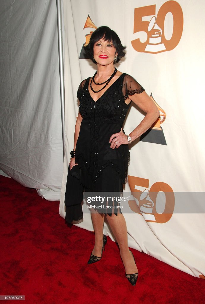 Dancer Chita Rivera attends the Recording Academy New York Chapter's Tribute to Bon Jovi Alicia Keys Donnie McClurkin and the creators of West Side...