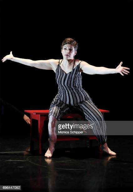 Dancer choreographer and founder of Victory Dance Project 'Medical Miracle' Amy Jordan dances for the first time since her lifethreatening accident...