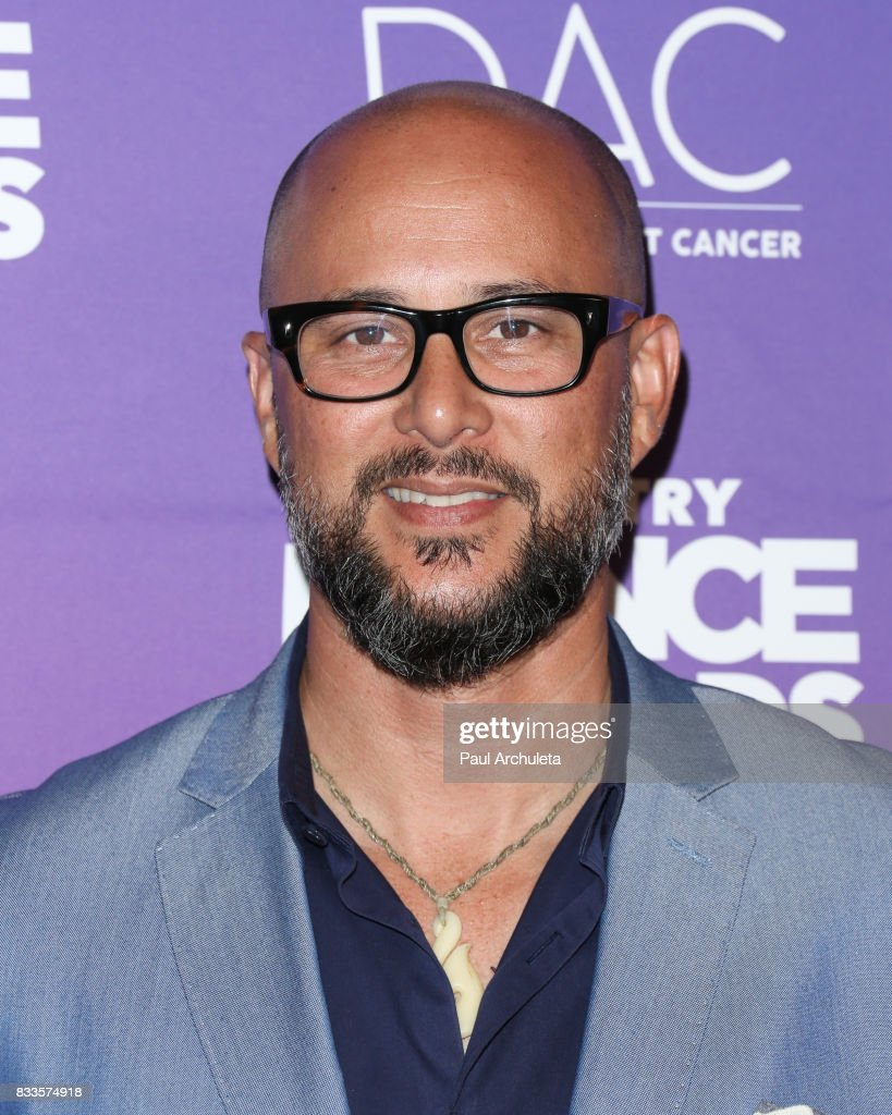 Dancer Chris Judd attends the 2017 Industry Dance Awards and Cancer Benefit show at Avalon on August 16, 2017 in Hollywood, California.