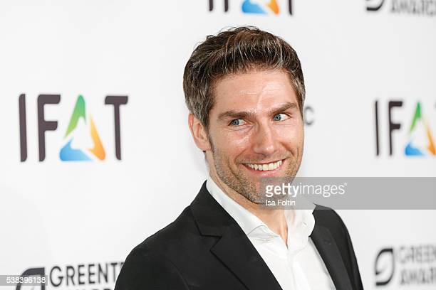 Dancer Christian Polanc attends the Green Tec Award at ICM Munich on May 29 2016 in Munich Germany