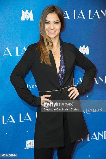 Dancer Denitsa Ikonomova attends the 'La La Land' Paris Premiere at Cinema UGC Normandie on January 10 2017 in Paris France