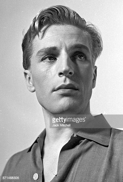 Dancer Erik Bruhn photographed in 1956