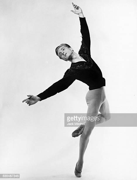 Dancer Erik Bruhn1956