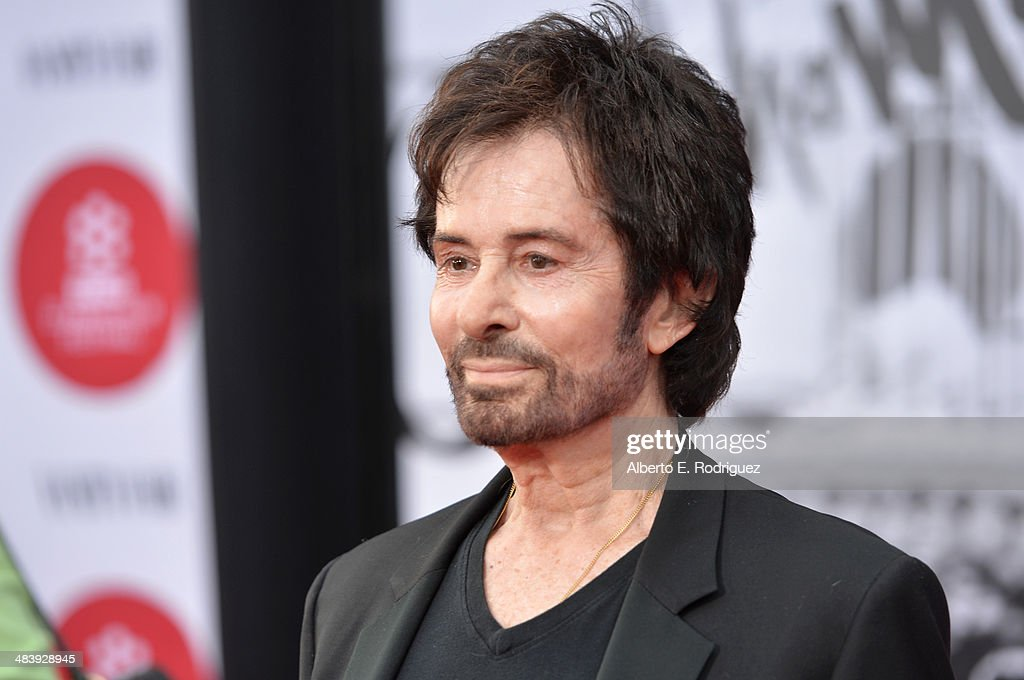 Dancer George Chakiris attends the opening night gala screening of 'Oklahoma!' during the 2014 TCM Classic Film Festival at TCL Chinese Theatre on April 10, 2014 in Los Angeles, California.