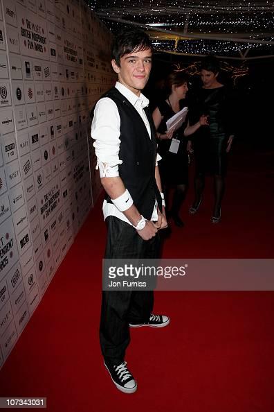 Dancer George Sampson attends the Moet British Independent Film Awards at Old Billingsgate Market on December 5 2010 in London England