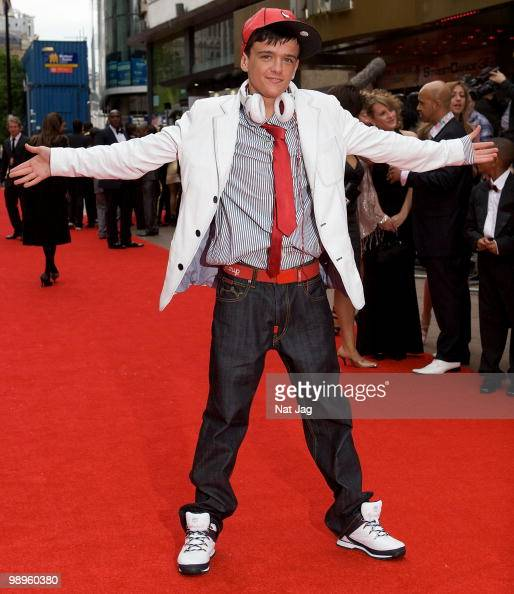Dancer George Sampson attends the World Premiere of StreetDance 3D at Empire Leicester Square on May 10 2010 in London England