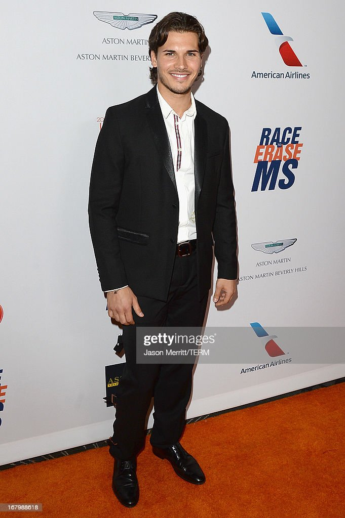 Dancer Gleb Savchenko attends the 20th Annual Race To Erase MS Gala 'Love To Erase MS' at the Hyatt Regency Century Plaza on May 3, 2013 in Century City, California.