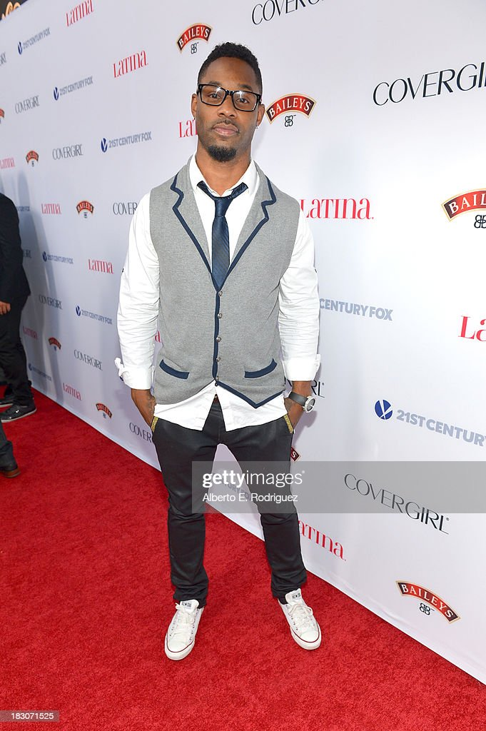 Dancer John Silver attends Latina Magazine's 'Hollywood Hot List' party at The Redbury Hotel on October 3, 2013 in Hollywood, California.