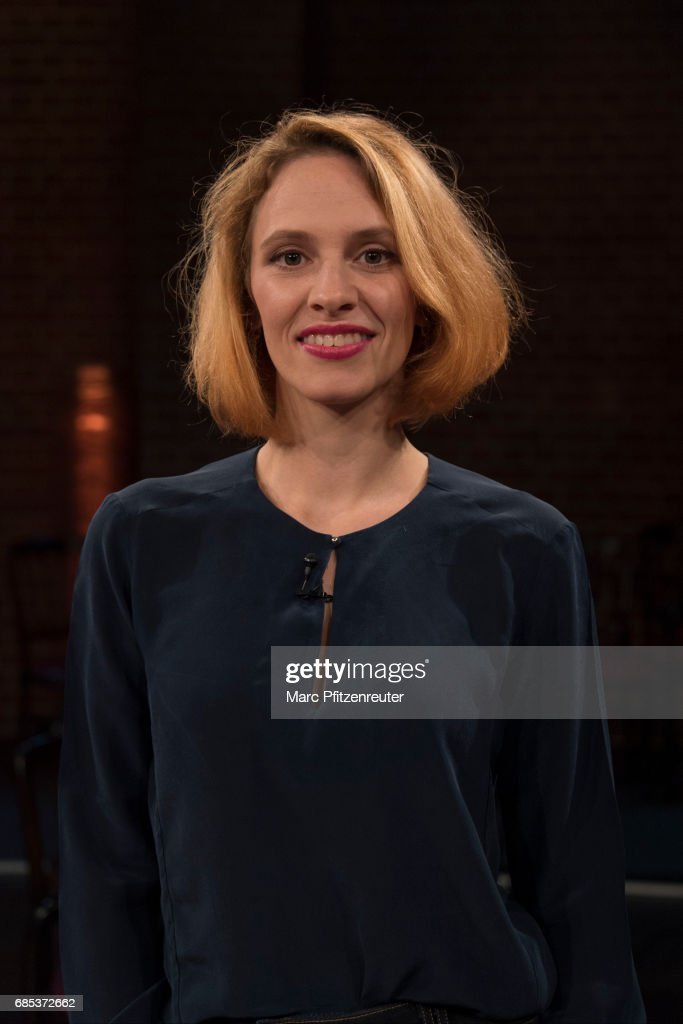 Dancer Kassandra Wedel attends the 'Koelner Treff' TV Show at the WDR Studio on May 19, 2017 in Cologne, Germany.