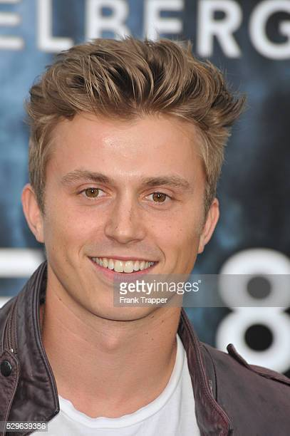 Dancer Kenny Wormald arrives at the Premiere of Paramount Pictures' 'Super 8' held at the Regency Village Theater in Westwood