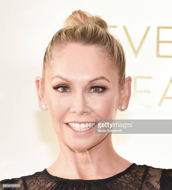 Dancer Kym Herjavec attends her grand opening of The Bod on May 19 2017 in Beverly Hills California