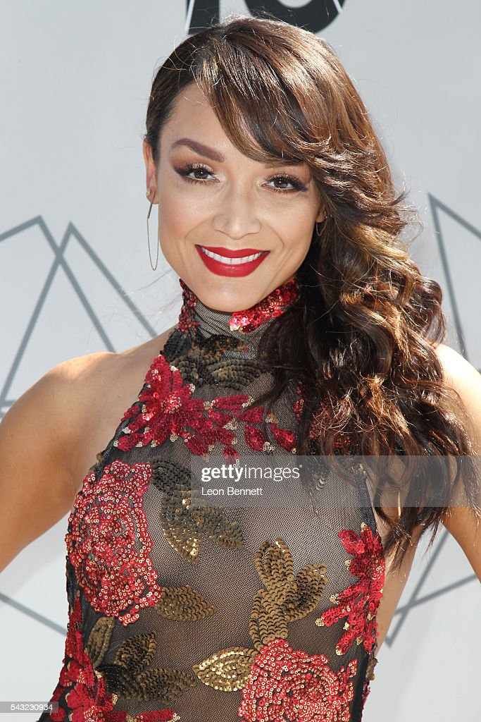 Dancer Mayte Garcia attends the Make A Wish VIP Experience at the 2016 BET Awards on June 26, 2016 in Los Angeles, California.