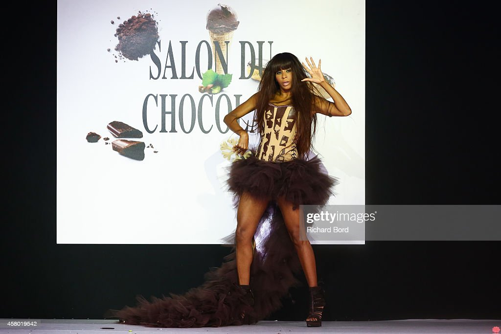 'Salon Du Chocolat - Chocolate Fair -' : 20th Anniversary At Porte de Versailles In Paris
