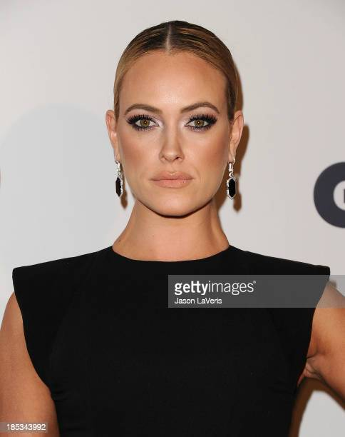 Dancer Peta Murgatroyd attends the 9th annual GLSEN Respect Awards at Beverly Hills Hotel on October 18 2013 in Beverly Hills California