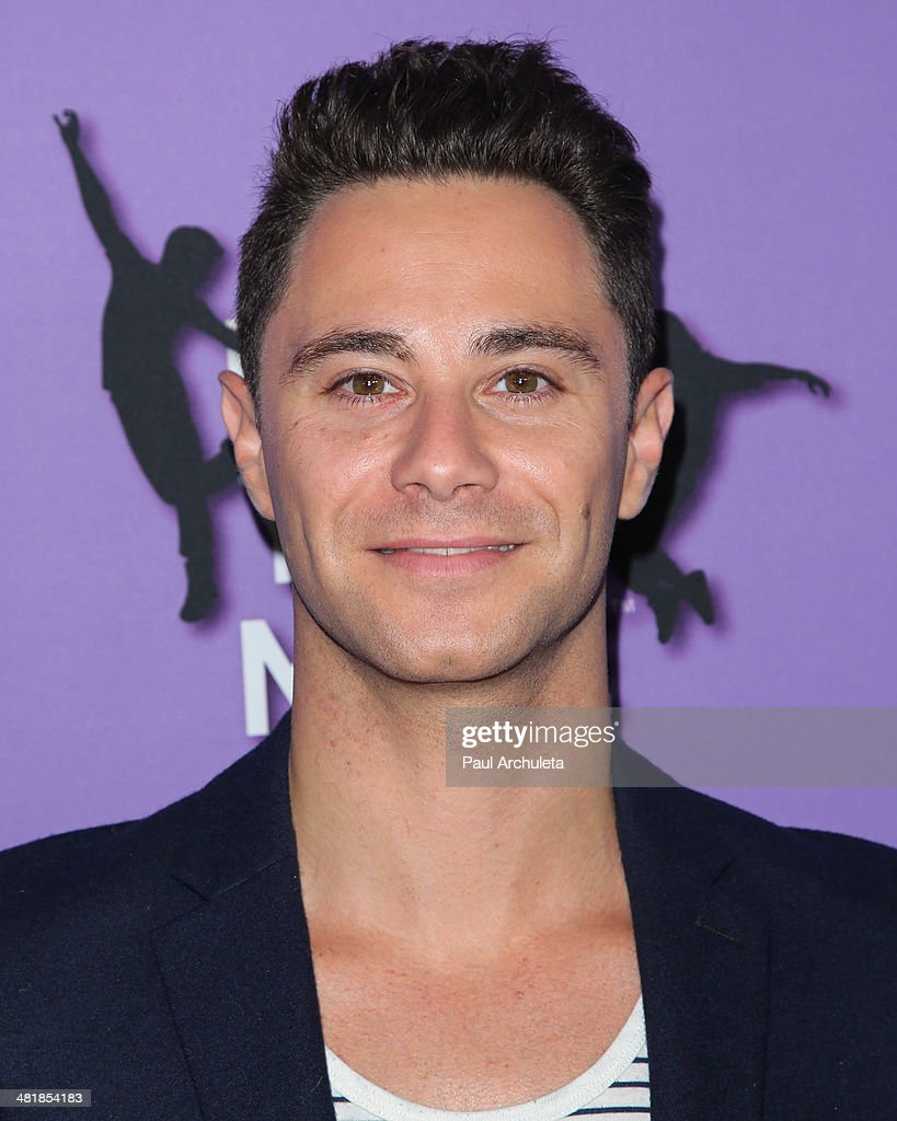 Dancer Sasha Farber attends the premiere of 'Make Your Move' at the Pacific Theaters at the Grove on March 31, 2014 in Los Angeles, California.