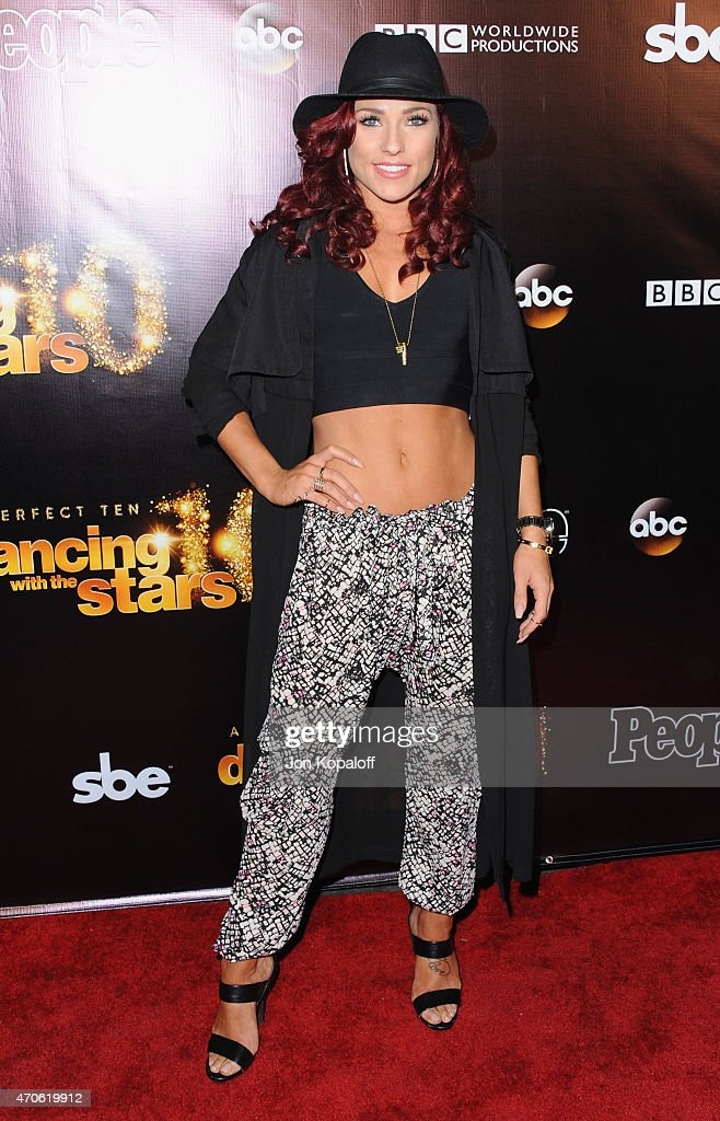 "10th Anniversary Of ""Dancing With The Stars"" Party"