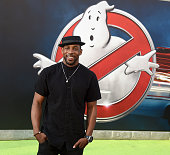 Dancer Stephen Laurel 'tWitch' Boss arrives at the premiere of Sony Pictures' 'Ghostbusters' at TCL Chinese Theatre on July 9 2016 in Hollywood...