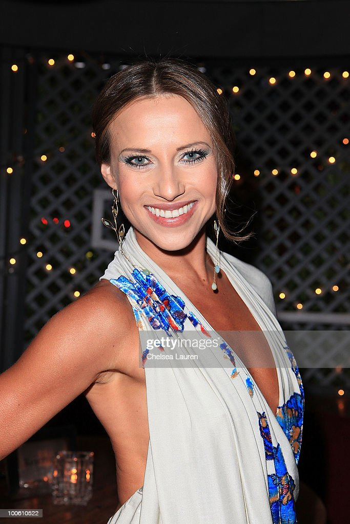 "Birthday Celebration For Edyta Sliwinska From ""Dancing With The Stars"" - In"