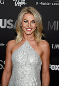 Dancer/actress and host Julianne Hough attends the 2016 Miss USA pageant at TMobile Arena on June 5 2016 in Las Vegas Nevada